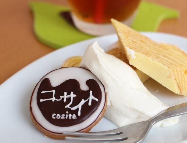 コサイトクッキーひき