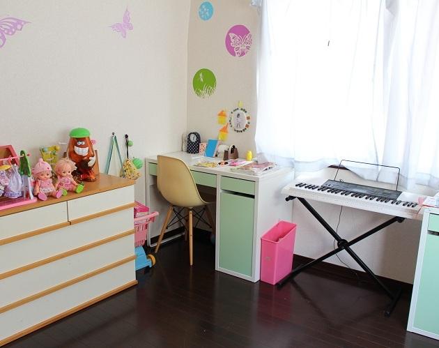 三島さん子供部屋