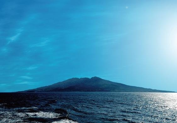 三宅島イメージあたり