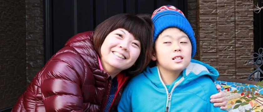 地域の仲間と、一緒に子育て 石野有紀子さん