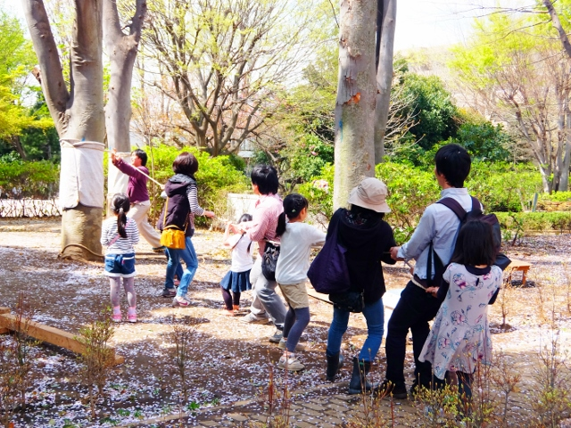 おでかけ日和 狛江プレーパーク 6