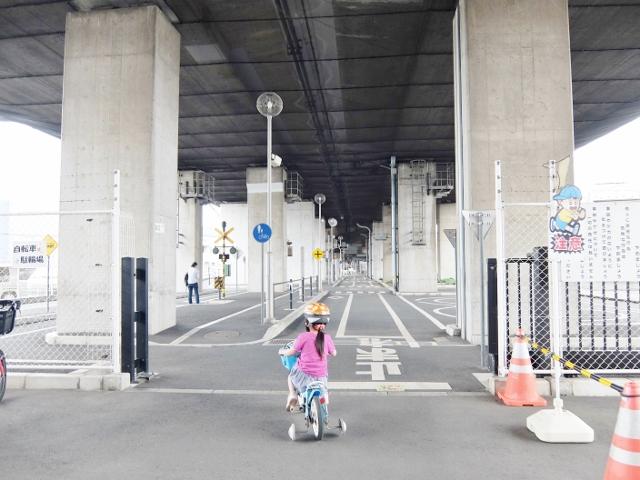 おでかけ日和 交通公園 3