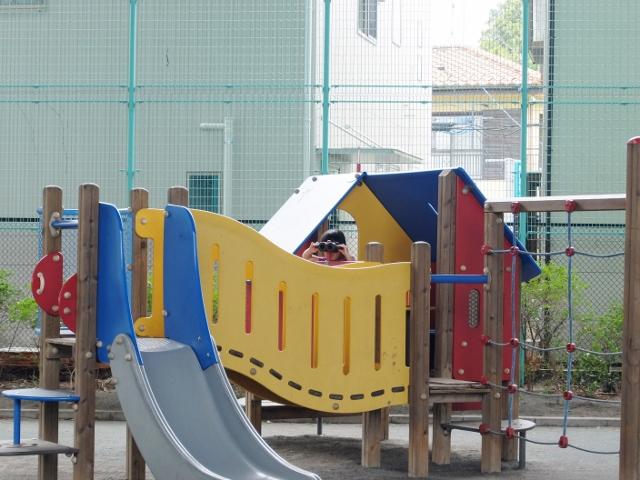 おでかけ日和 南深大寺児童公園 2