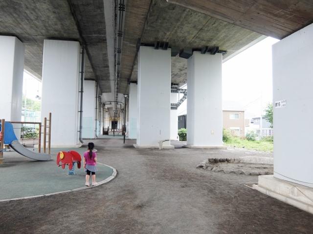 おでかけ日和 南深大寺児童公園 1
