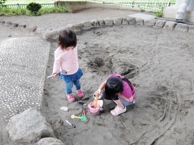 おでかけ日和 南深大寺児童公園 3