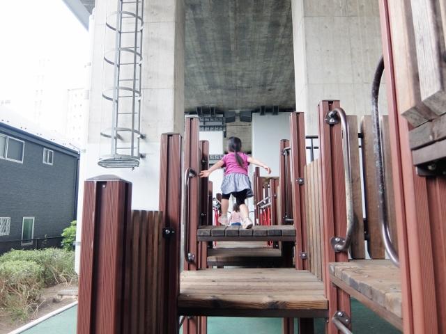 おでかけ日和 南深大寺児童公園 4