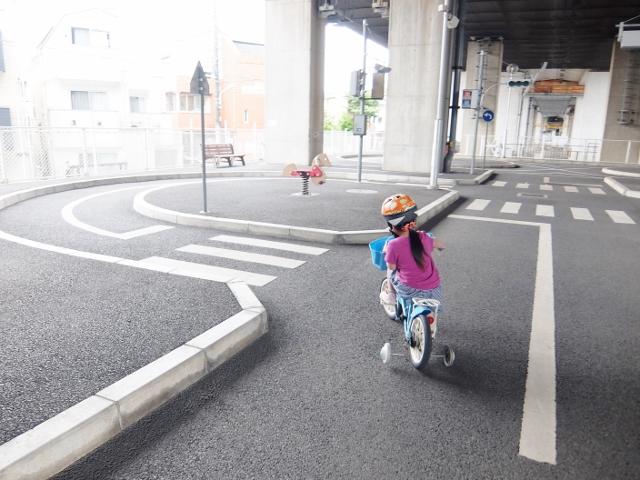 おでかけ日和 交通公園 4