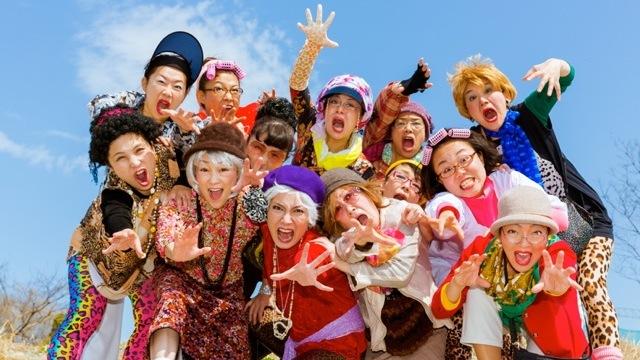 衝撃!主婦軍団「コマエンジェル」10周年記念公演
