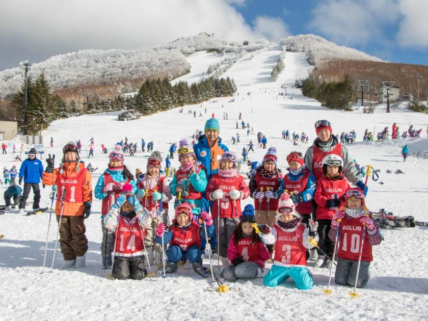 アクラブ スキーキャンプ