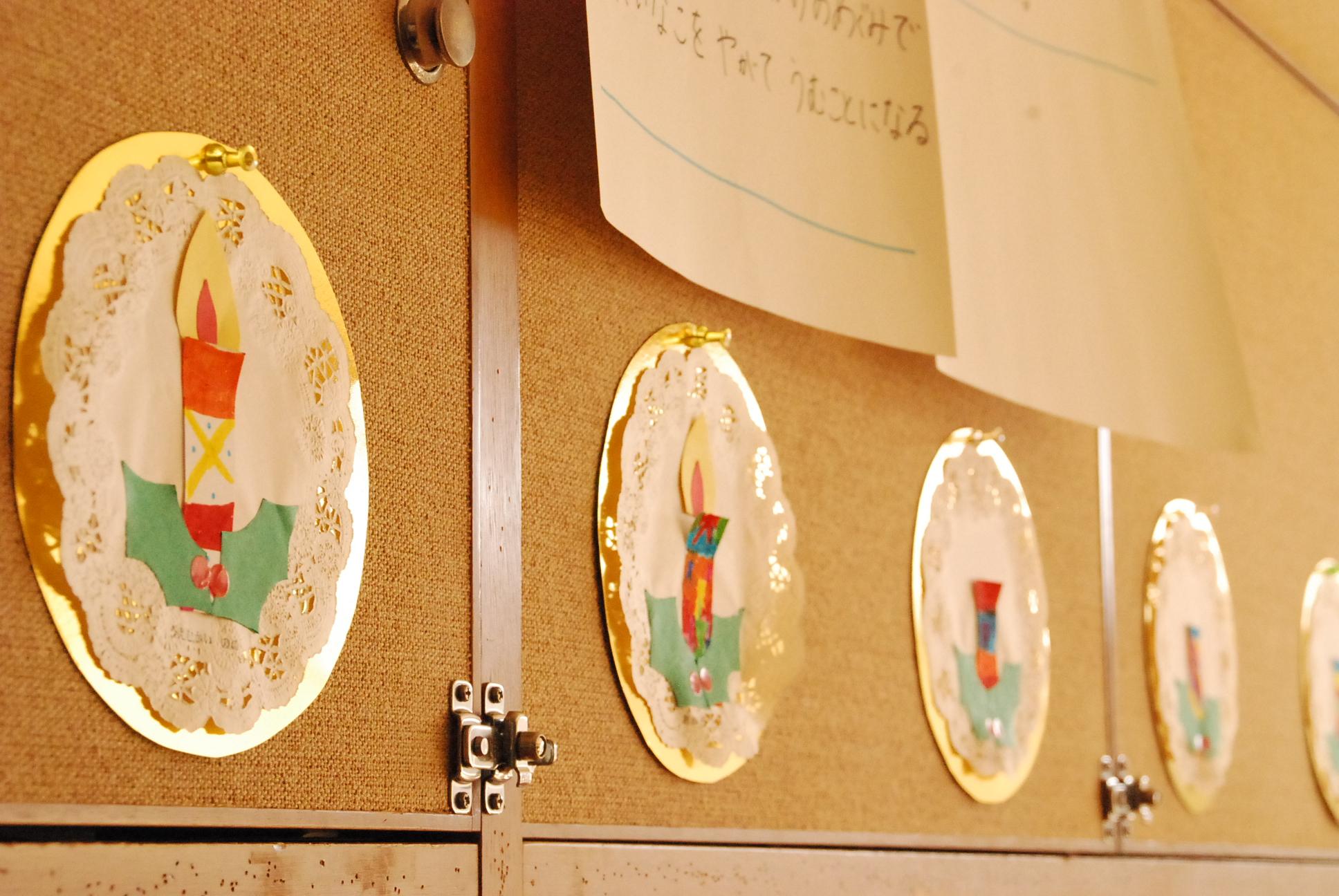 「晃華学園 マリアの園幼稚園」のクリスマス