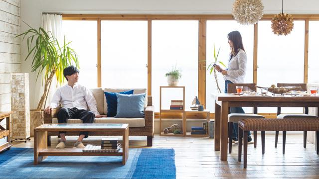 期間中、家具が5%オフに! 春のインテリア相談会