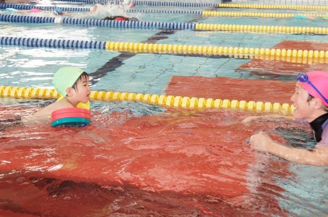 アクラブ調布 スイミング 水泳 子ども