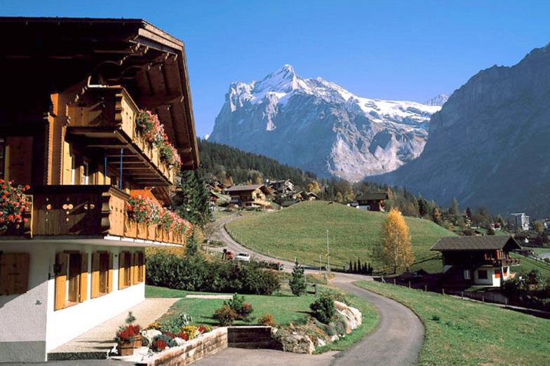スイス写真