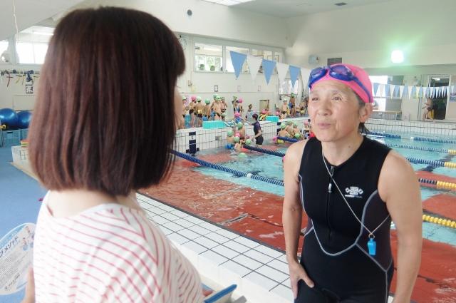 アクラブ調布 ジュニア水泳 スイミング