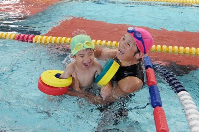 アクラブ調布 金子スイミングスクール ジュニア水泳