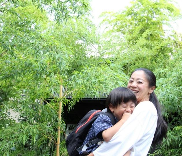 子どもたちが私の世界を広げてくれています 堀井法子さん