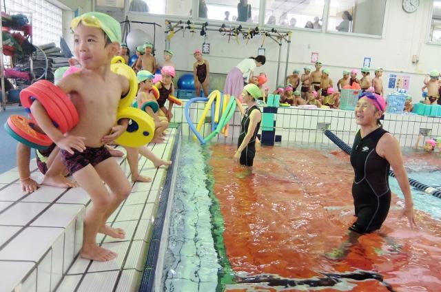 アクラブ調布 子ども 水泳 スイミング 水泳教室