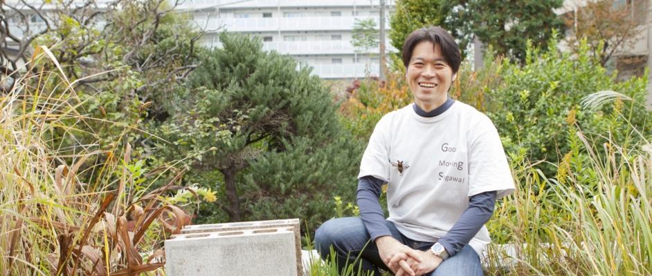 仙川で「マンション養蜂」を始めた理由(前編)
