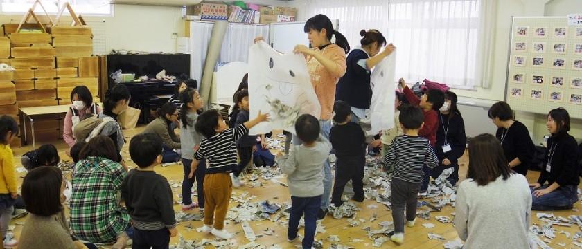 プレ2歳児親子教室、平成30年度募集開始!