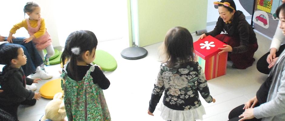楽しく遊びながら「母語のように学ぶ」英語を実感!
