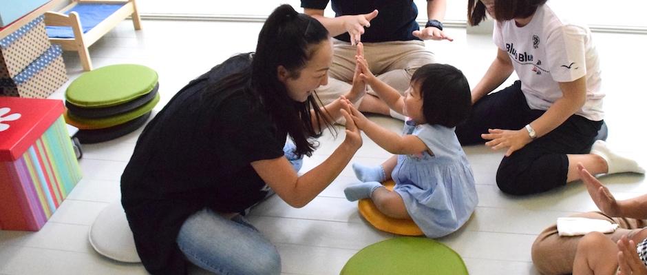 自然に学ぶ英語 LINDA(2歳児)クラスレポートの画像