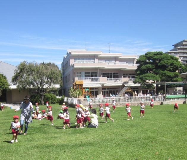 マリアの園幼稚園「こどもの日のつどい」