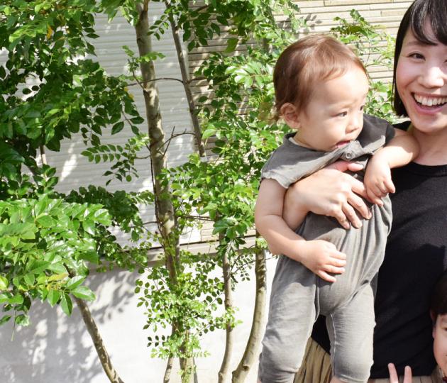 子育て中でも「好き」をあきらめない 大藤麻美さん
