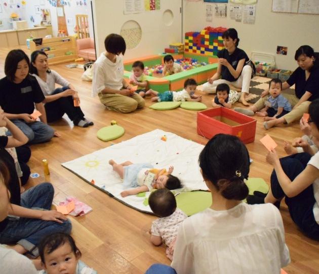 親子が育ちあう「プレイセンター活動」
