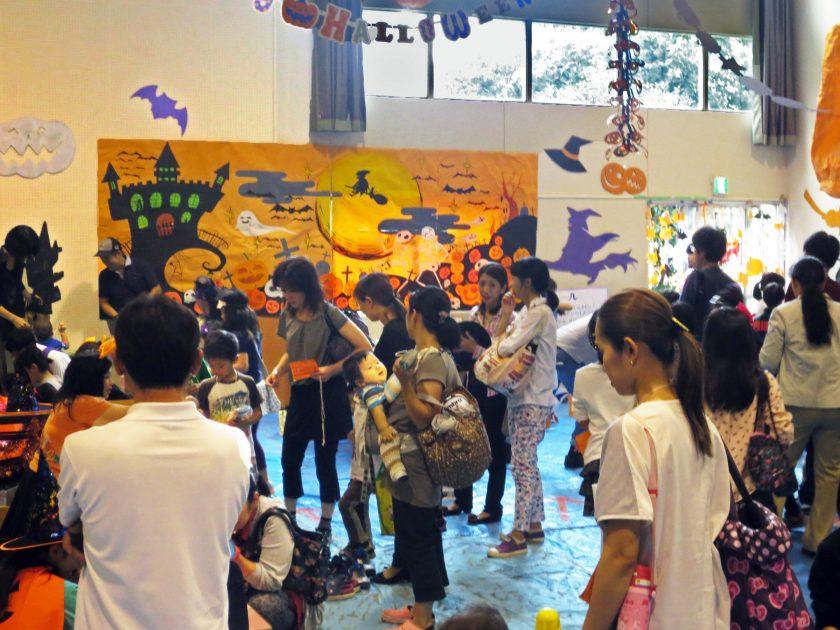 児童館まつり, 調布市, 児童館祭り
