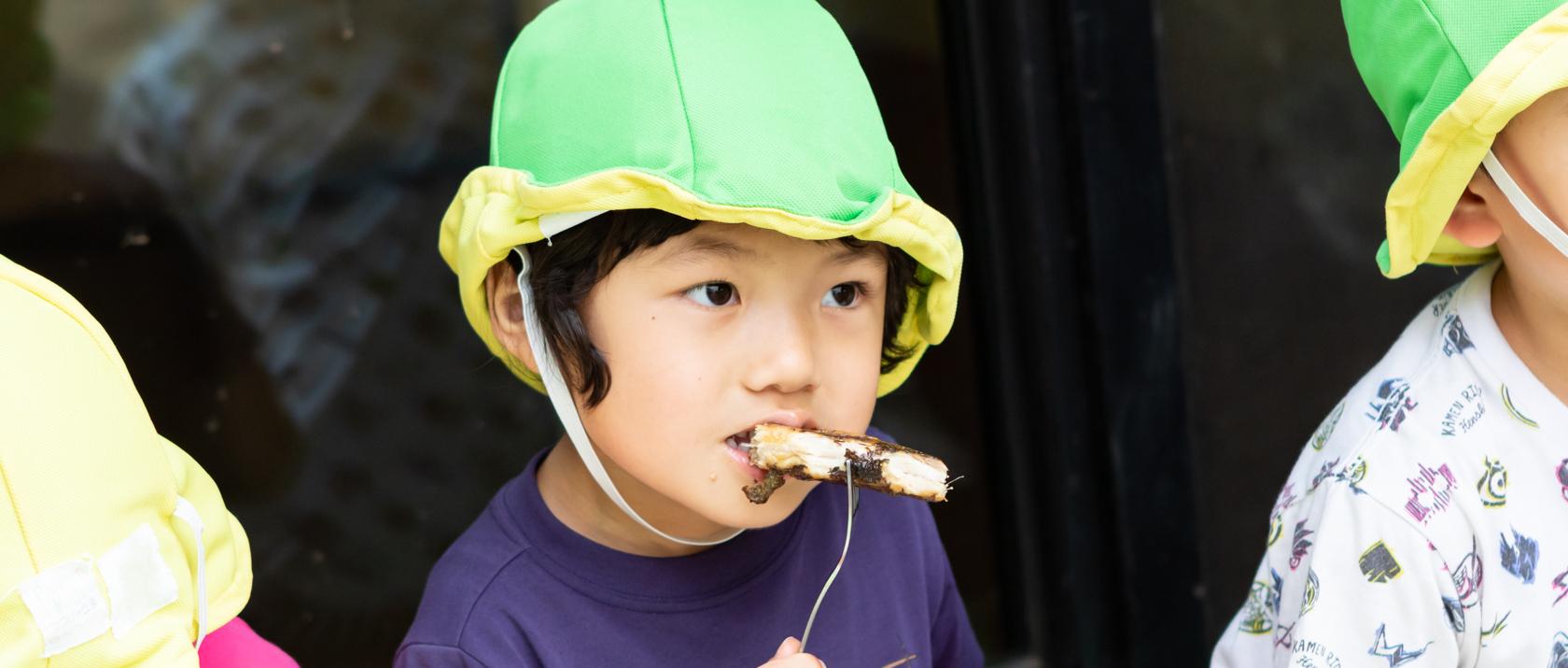 身体をつくる「バランス」子ども食