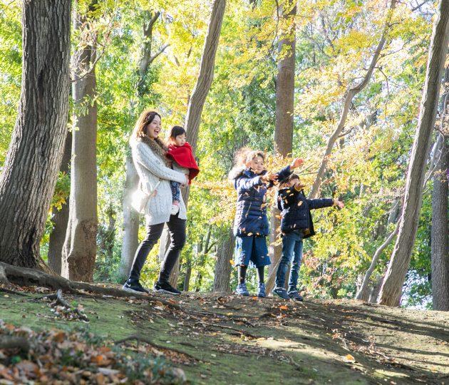 子どもと楽しく歩いて遊ぶ 仙川