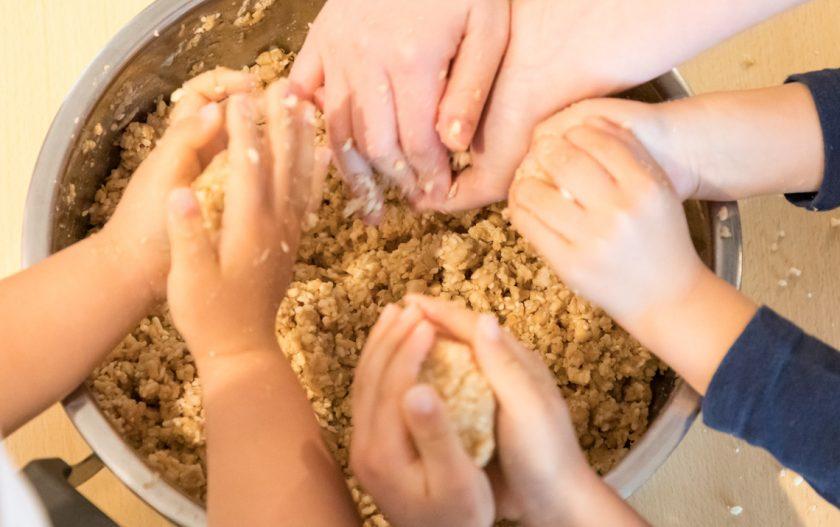 楽しい!子どもと「食しごと」 寒仕込み・干し野菜