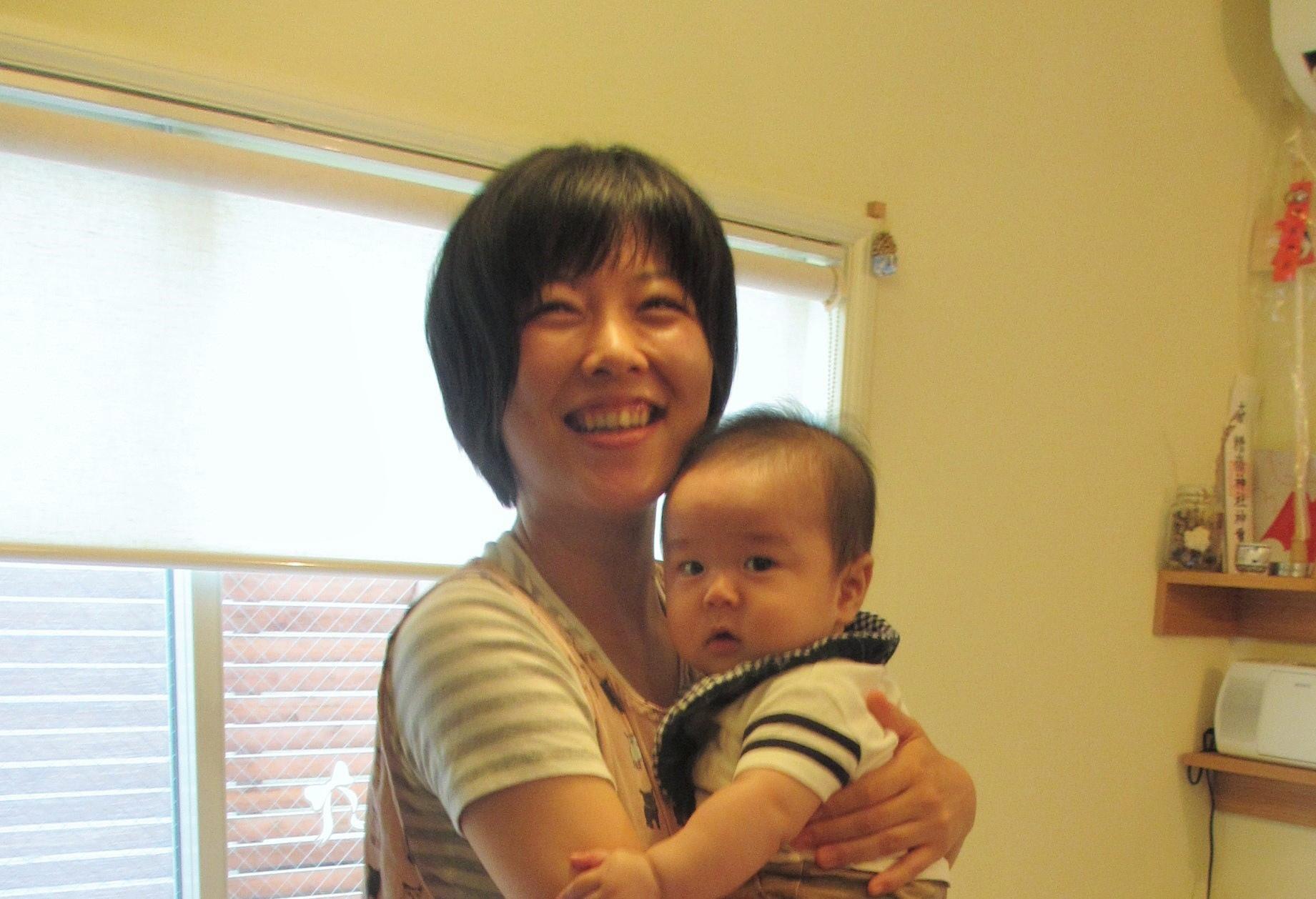 フォローアップ「抱っことおんぶの練習会」@産前産後助産院moegi