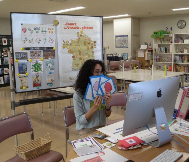 オンラインフランス語教室「プチテコ」で子どもたちもにっこり
