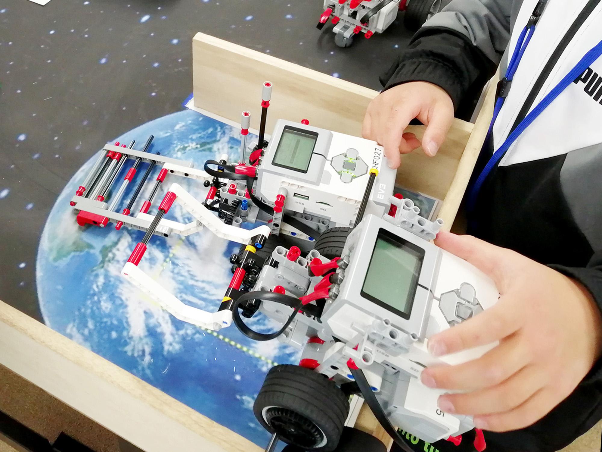 ロボットプログラミング教室ってどんなことをするの?