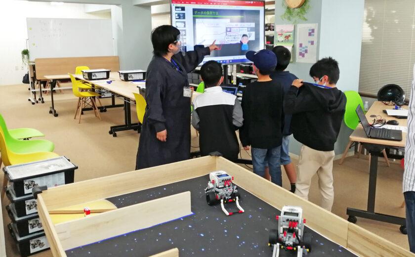 子ども向けロボットプログラミング教室プログラボ調布