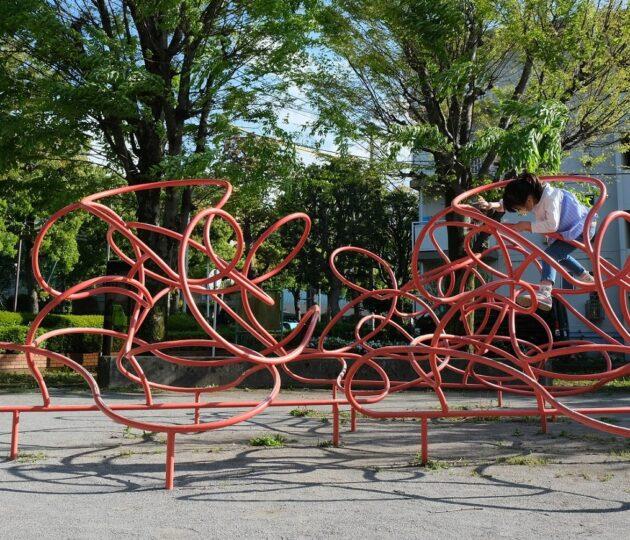 年の差きょうだいも楽しめる公園巡り~南深大寺児童遊園・こぐま公園・高速第3児童遊園