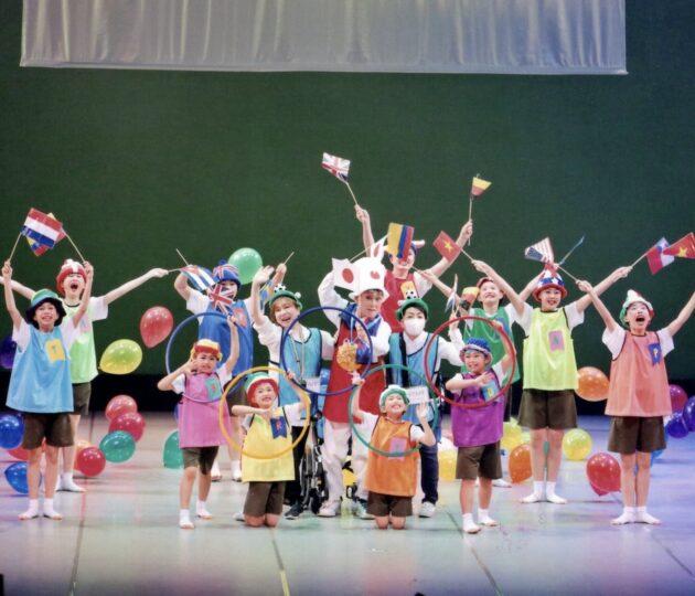 富田雅美ダンスユニット・舞踊祭でジュニア作品賞に輝く